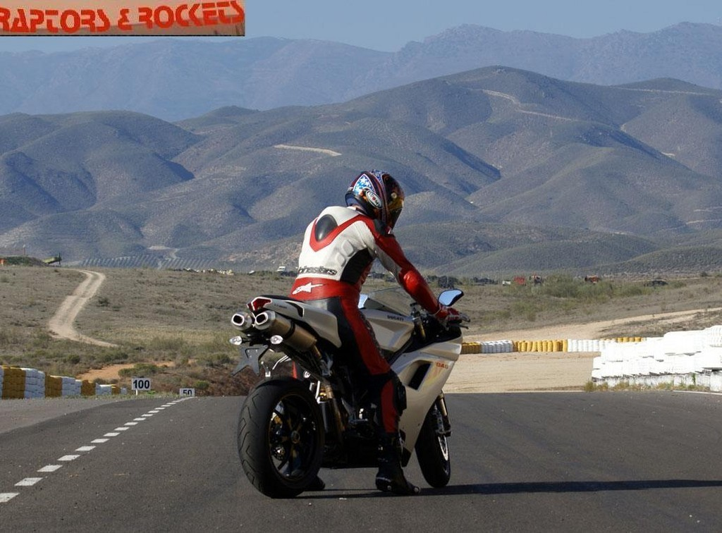 Foto de Presentación Ducati 848 (3/12)
