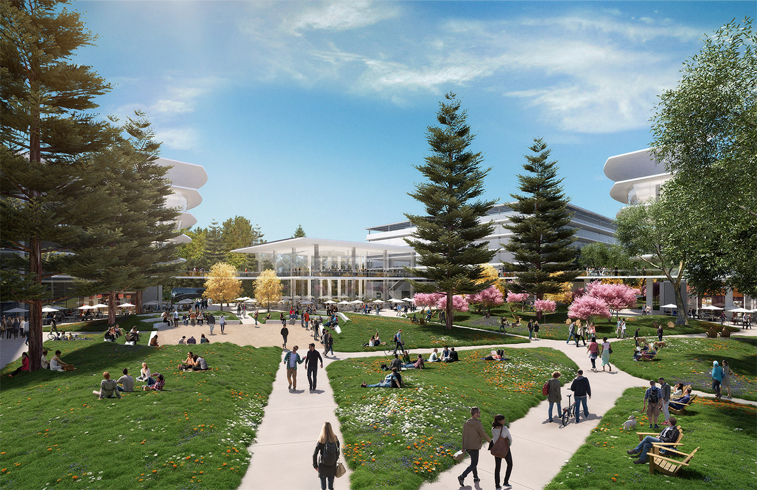 Foto de Campus de Apple en Sunnyvale (5/5)