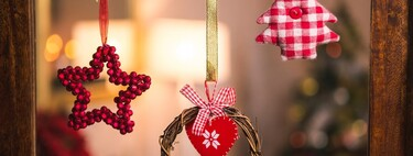 10 ideas bonitas que hemos visto en Instagram para decorar las ventanas en Navidad