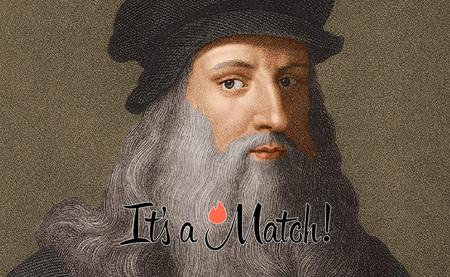 A Da Vinci le hubieras dado: su lado más cachas, coqueto, vegetariano y estrella del pop
