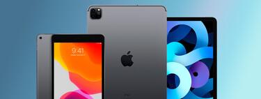 Qué iPad comprar (2020): todas las tabletas del catálogo de Apple, sus prestaciones y consejos