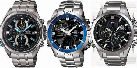 Relojes Casio Efr545 Series Trendencias Hombre 2