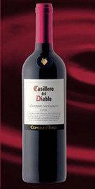 Casillero del Diablo Cabernet Sauvignon 2004