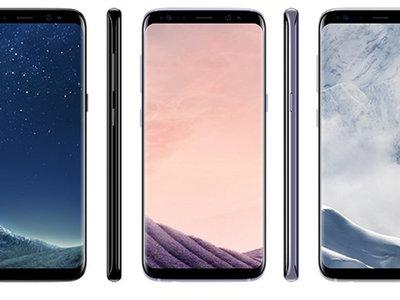 Echa un vistazo al Samsung Galaxy S8 y S8 Plus en sus tres colores, se filtra un posible precio: 800 euros