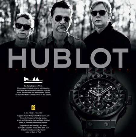 Hublot Depeche Mode 2
