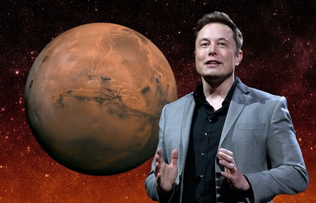 Elon Musk explica su plan para que puedas viajar a Marte por sólo 200.000 dólares