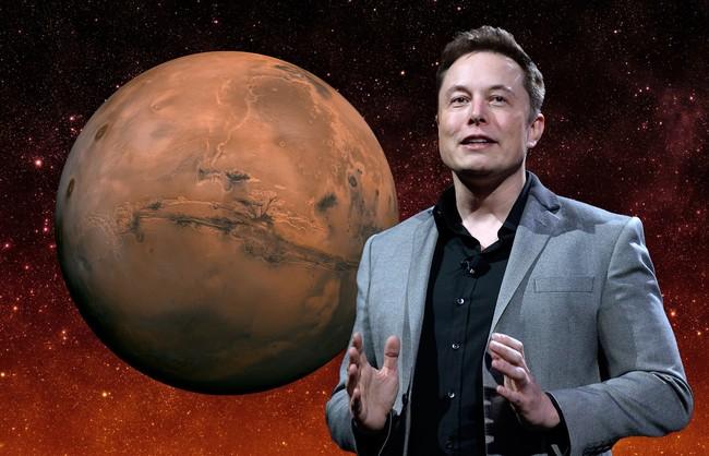 Elon Musk Nos Dice Como Tiene Pensado Ir A Marte