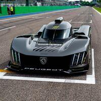 Peugeot no está segura de que su Peugeot 9X8 sin alerón trasero pueda correr las 24 Horas de Le Mans 2022