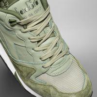 Los noventa en verde: Diadora V7000 Tea/Olivine