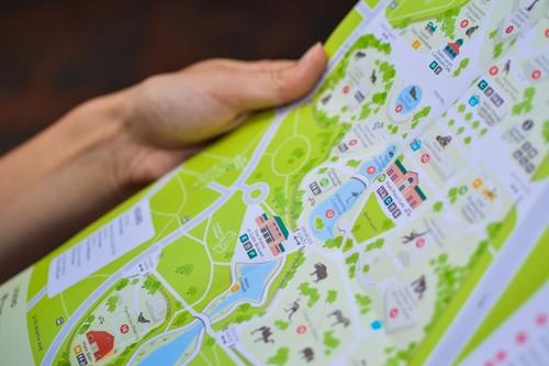Cómo llegar a esa ubicación: la aplicación de mapas y rutas que utilizan los editores de Xataka