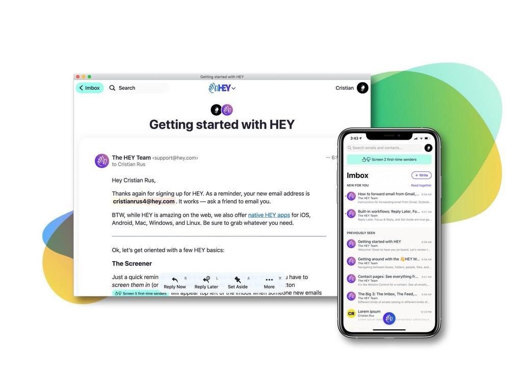 Apple aprueba la nueva versión de HEY, que ha tenido que añadir una opción gratuita para poder estar en la App Store