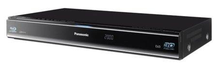 Panasonic mantiene su apuesta por la grabación de Blu-Ray, ahora en FullHD 3D
