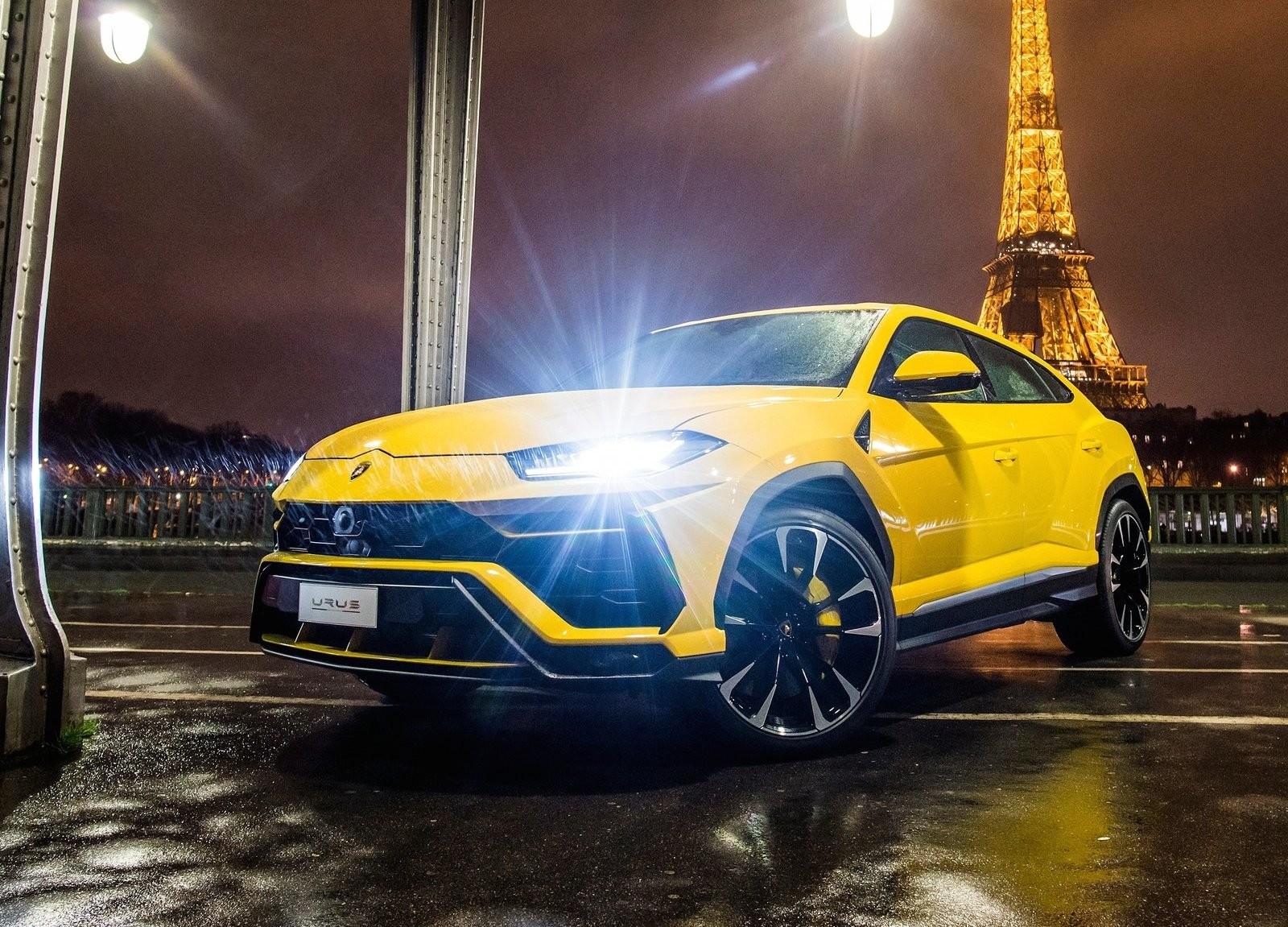 Foto de Lamborghini Urus (15/76)