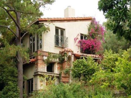 La casa de Halle Berry por fuera