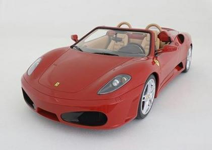 Replica del Ferrari F430 Spider