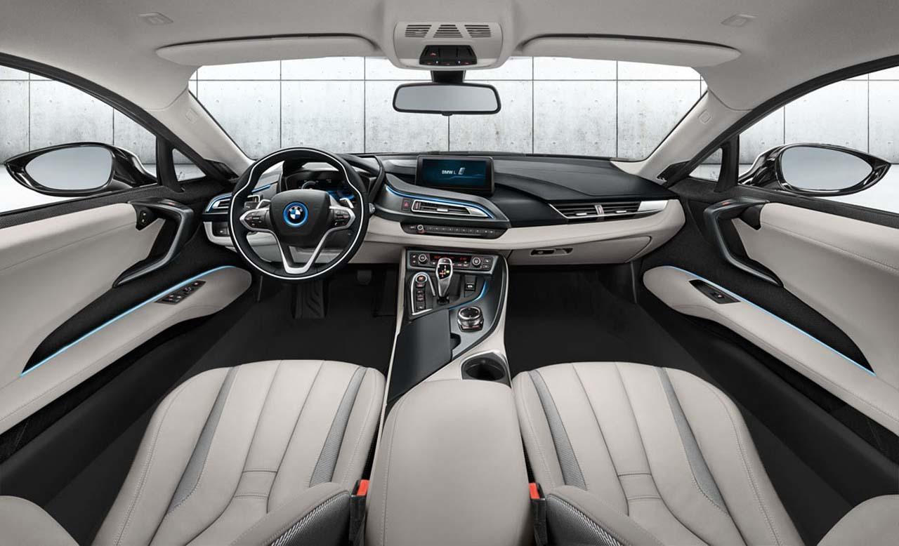 Foto de BMW i8 (24/124)