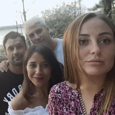¡Yo invito! Jorge Pérez, el ganador buena gente de Supervivientes, hace grupi con Barranco y Rocío Flores (Avilés está mejor en su casa)