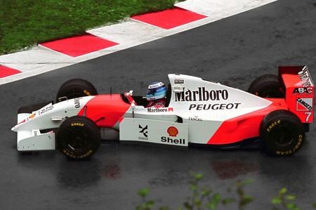 Hakkinen Peugeot F1 1994