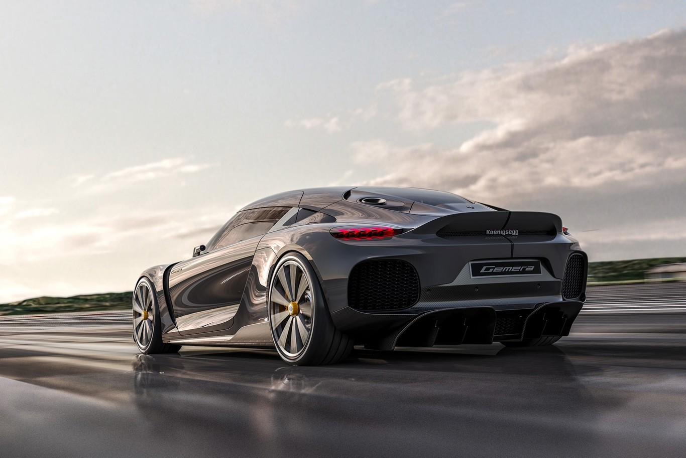 Foto de Koenigsegg Gemera (2/8)
