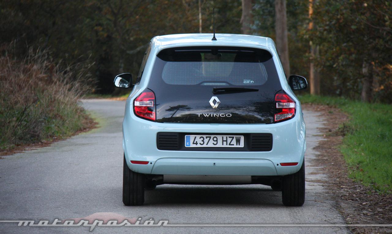 Foto de Renault Twingo SCe 70 CV Zen (43/47)