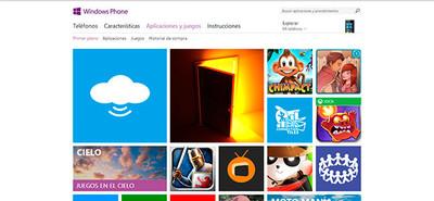 La tienda de Windows Phone llega a las 145.000 aplicaciones