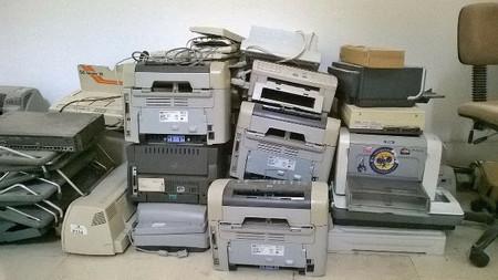 Impresoras obsoletas