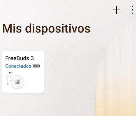 Nombre Freebuds