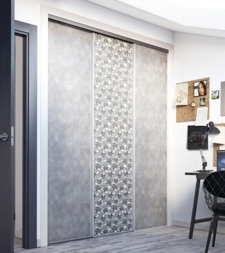 Plan armario nuevo no imaginas todo lo que puedes hacer - Como se pone el papel pintado ...