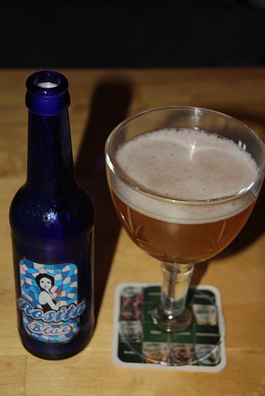 Rosita Blue, la nueva cerveza gourmet