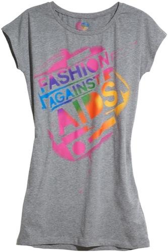 Todas las prendas de la colección Fashion Against AIDS de H&M