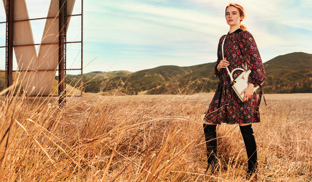 Campana De Emma Stone Para Louis Vuitton2