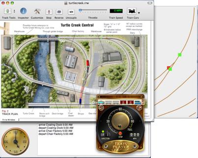 TrainPlayer, un simulador de trenes muy personalizable