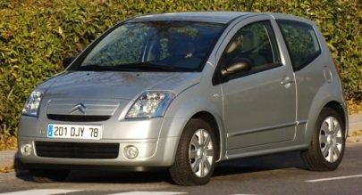 Citroën stop start