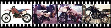 Transformación de la moto en