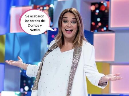 Toñi Moreno hace doblete: sustituye a Emma García en 'Viva la Vida' y consigue otro programa en Canal Sur