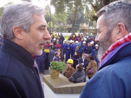 "Gaspar Llamazares acusa a Google, Apple y Microsoft de ""fraude fiscal"""
