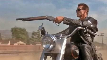 Harley Davidson Terminator 2