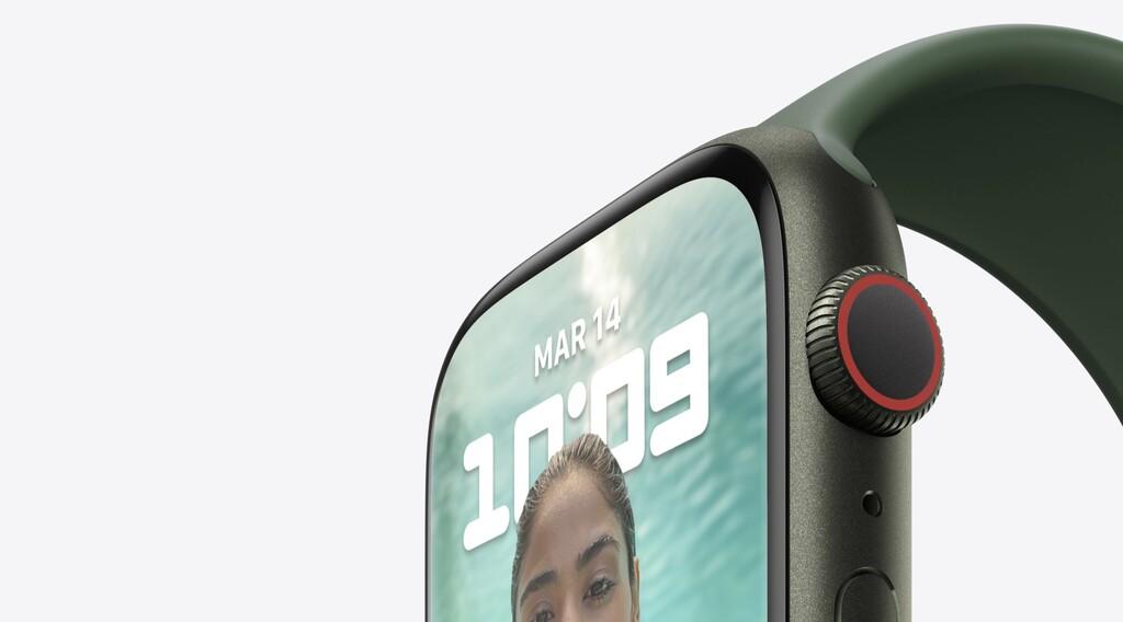 El Apple Watch Series 7 llega puntual: ya podemos reservar nuestro nuevo reloj