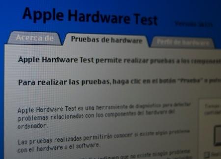 Apple Hardware Test: herramientas para comprobar el estado de tu equipo I
