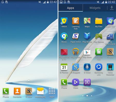 Samsung Galaxy Note II comienza a recibir KitKat de forma oficial