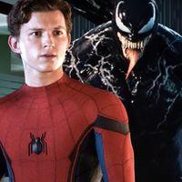 El director de 'Venom' confirma que Sony prepara el crossover con Spider-Man