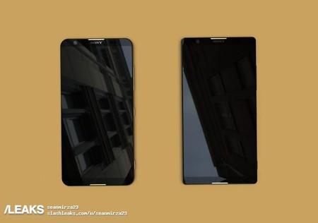 """Si Sony adopta el diseño """"sin marcos"""" en sus smartphones de 2018, esperamos que sea algo así"""