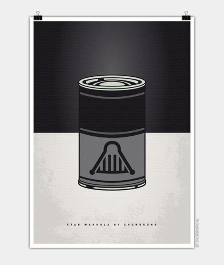 Star Warhols Darth Vader