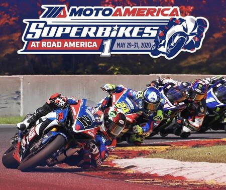 Motoamerica Road America 2020