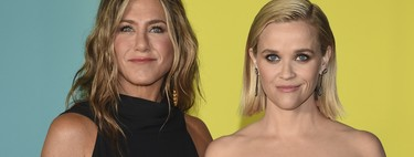 La vuelta de las hermanas Green: Jennifer Aniston, Reese Witherspoon y otras celebrities en la red carpet de 'The Morning Show'