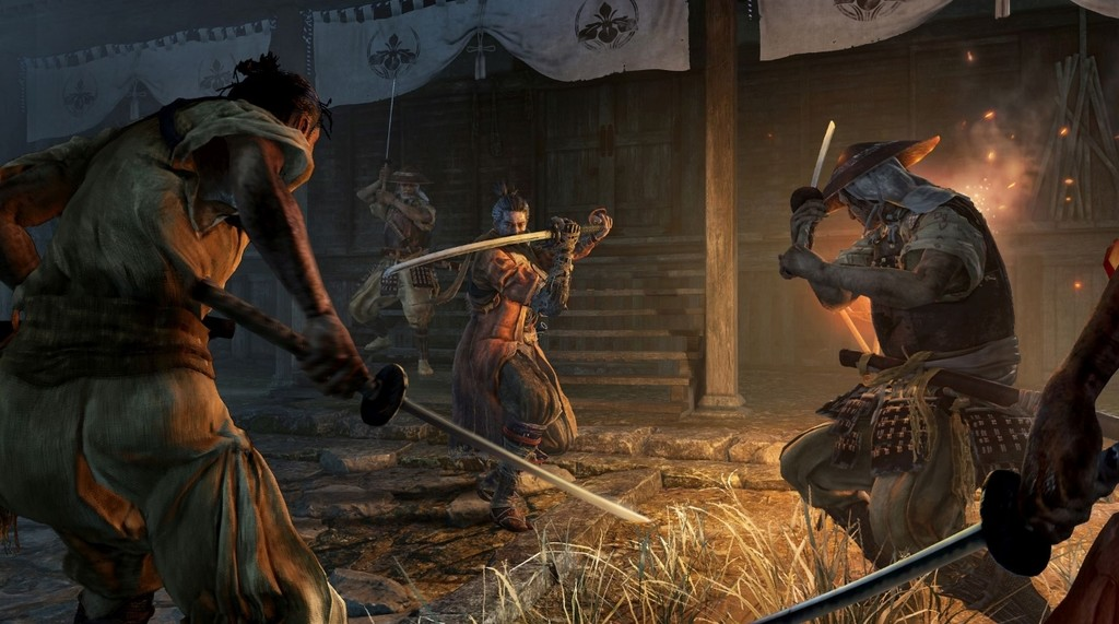 Sekiro Shadows Dice Twice