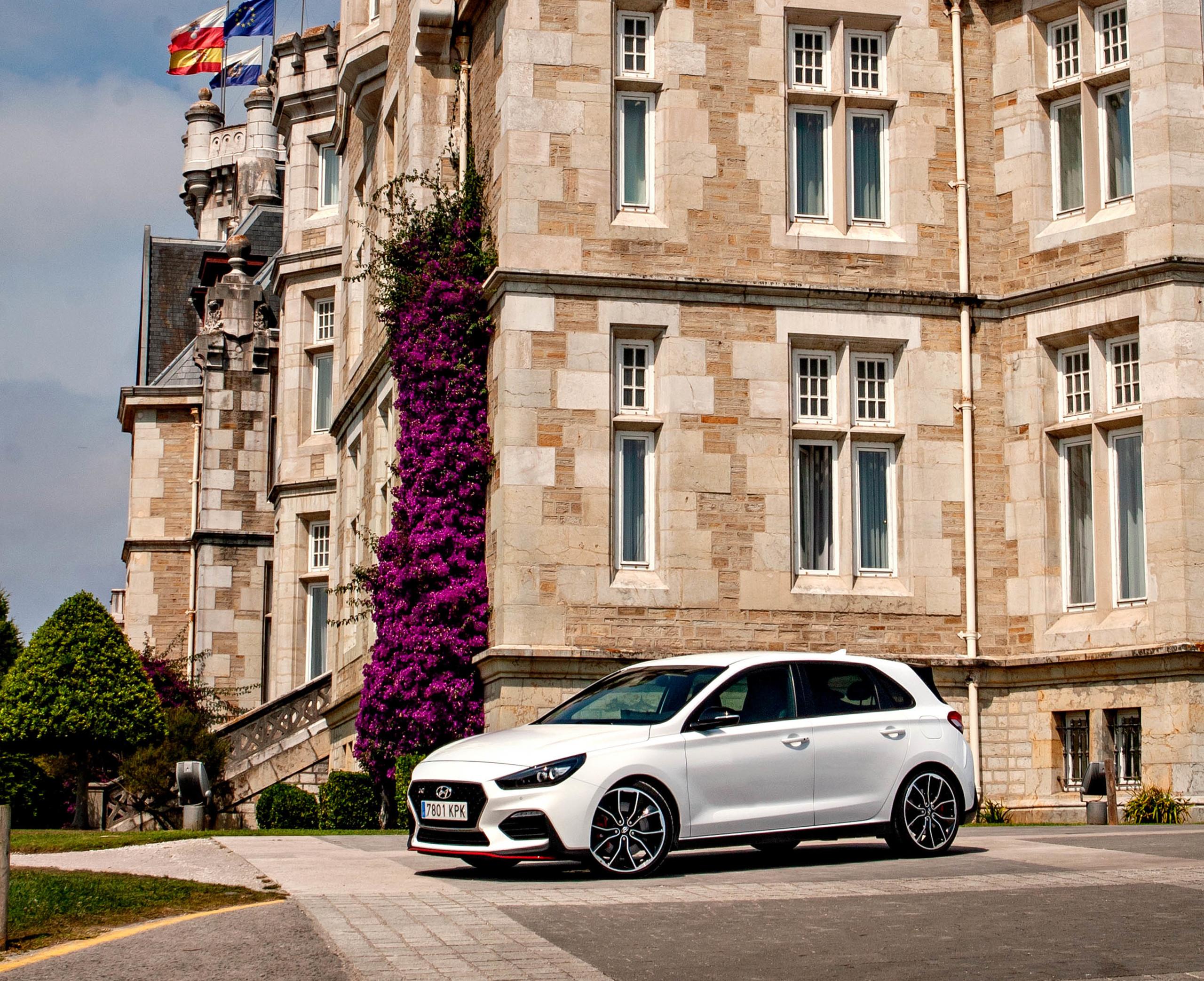 Hyundai i30 N Performance prueba