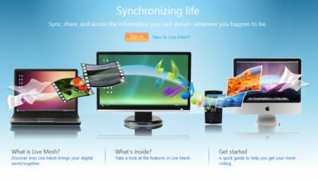 Live Mesh ya está disponible para Mac y Windows Mobile