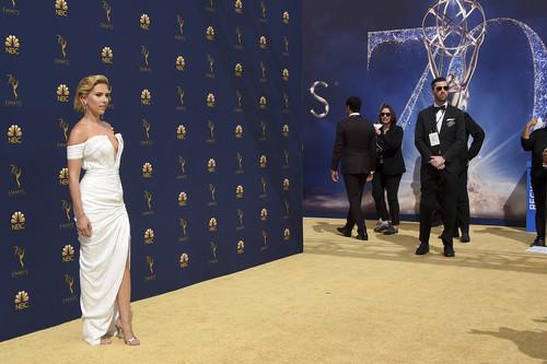 Emmys 2018: la alfombra roja con todas las invitadas al completo