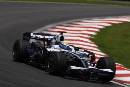 Resumen Temporada 2008: Williams Toyota